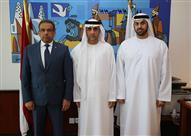 بروتوكول تعاون بين البريد المصري والاماراتي لتحسين نوعية الخدمات