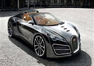 بالصور - بوجاتي تطلق السيارة الأسرع والأقوى والأفخم في العالم