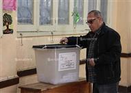 """7 صور ترصد العملية الانتخابية بالمعادي.."""" اللجان تبحث عن ناخبين"""""""
