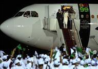 القضاء الفرنسي يرفع يده عن الطائرة الشخصية لمعمر القذافي