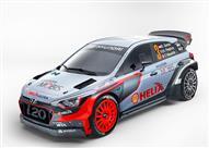 هيونداي تكشف عن الجيل الجديد من سيارات i20 WRC