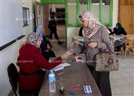 السيدات يتصدرن المشهد الانتخابي في جولة الإعادة بمدينة نصر