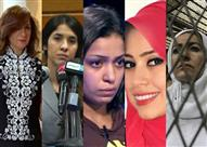 """5 نساء حصدن اهتمام """"التوك شو"""" خلال عام 2015"""