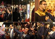 """بالصور: الجمهور يتفاعل مع أحمد الجارحي خلال جولات """"ذيع موهبتك"""""""