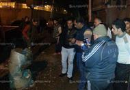 انفجار قنبلة بجوار مركز شرطة دمياط