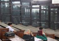 """تأجيل محاكمة 103 متهمين في """"أحداث مجلس الوزراء"""" إلى 9 أبريل"""