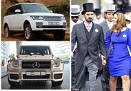 بالصور.. حاكم دبي يبني جراج أسطوري لسياراته الفارهة