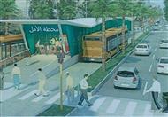 الجيزة: مشروع جديد للنقل بالحافلات السريعة للقضاء على الازدحام المرورى