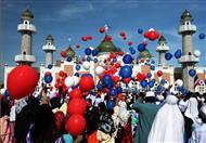 أعياد المسلمين وحكمة مشروعيتها