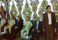 بالصور.. قيادات الأمن يقدمون واجب العزاء لقضاة الشرقية في استشهاد النائب العام