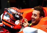 دقيقة صمت في سباق فورمولا1- المجري حدادا على بيانكي