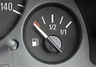 احذر السير بالربع الاخير من خزان الوقود