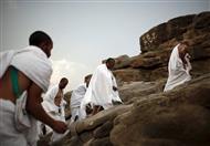 12 صورة من عرفات لضيوف الرحمن الأن
