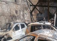 أمن الجيزة يلقي القبض على مرتكب إحراق 9 سيارات بجراج الوراق