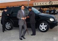 """شاهد سيارات """"حسن البلقية"""" أكثر ملوك العالم ثراءً"""