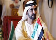 بالصور.. 40 تغريدة أشعل بها حاكم دبي مواقع التواصل