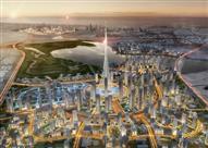 بالصور.. 6 معلومات مذهلة عن برج دبي الجديد الأطول في العالم