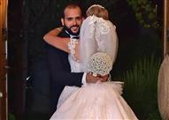 بالصور والفيديو.. دمشق تشهد حفل زفاف أسطوري لابنة مستشار الأسد