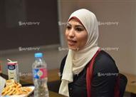 بطلة أولمبياد لندن توضح لمصراوي حقيقة تكريمها من محافظ الإسكندرية