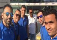 """فريق """"يد الزمالك"""" يغادر القاهرة للمشاركة في بطولة إفريقيا للأندية"""