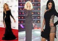 استوحي إطلالة الفساتين السوداء من هؤلاء النجمات