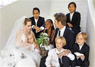"""""""إف بي آي"""" يستجوب أنجلينا وأطفالها"""