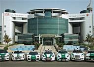 """شرطة دبي تضم """"ماكلارين S570"""" إلى أسطول سياراتها الخارقة.. صورة"""