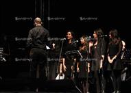 بالصور - طلاب الجامعة الألمانية بالقاهرة ينظمون حفلًا موسيقيًا بمشاركة