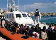 خفر السواحل الإيطالي ينقذ 3300 مهاجر غير شرعي خلال 24 ساعة