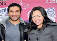 عمرو عبد العزيز يبارك لحسن الرداد على الزواج من إيمي سمير غانم