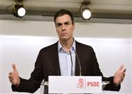 الاشتراكيون يقررون الاحد مصير الحكومة الاسبانية