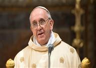 بابا الفاتيكان يعرب عن حزنه العميق إزاء سقوط ضحايا مدنيين في مدينة