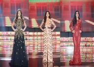 بالصور.. متسابقات ملكات جمال لبنان يتألقن بفساتين ساحرة من توقيع زهير