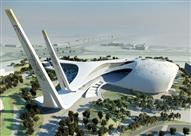 بالصور والفيديو.. لم تره من قبل فى روعة التصميم لمسجد يشبه سفينة فضائية