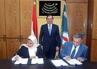 """مصر توقع اتفاق شراكة مع """"كويت انرجي"""" لتنمية حقل غاز طبيعي بالعراق"""