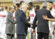 6 رسائل من مرتضى منصور للاعبين قبل مباراة سموحة
