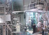 """محافظ بني سويف يزور مصنع """"إيديتا"""".. وإحالة لجنة ضبط السكر للتحقيق"""