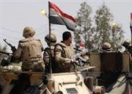 """القوات المسلحة تسيطر على """"تبة قرية بلعة"""" بعد معارك استغرقت 72 ساعة"""