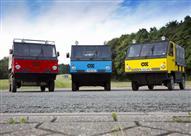 بالفيديو.. تعرف على الشاحنة الأولى في العالم القابلة للطي