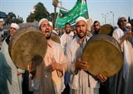 آلاف الصوفيين في مواكب بالقاهرة احتفالاً بذكرى الهجرة وسط انتشار أمني