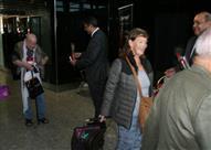 وصول 105 سائحًا بريطانيًا إلى مطار الأقصر لزيارة المناطق الأثرية والسياحية