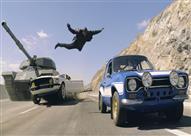 بالفيديو.. بعض أسرار حوادث السيارات في سلسلة أفلام Furious