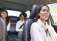 الجواكت السميكة تهدد سلامة الركاب اثناء القيادة
