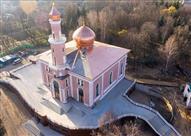 مسجد مينسك.. هدية تركيا لمسلمي روسيا الذى هدمه النظام السوفيتي عام