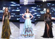 بالصور.. جميل خنسا يطلق مجموعته للأزياء بأسبوع الموضة العالمي بمصر