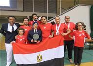 """حوار- رغم عدم وجود دعم.. فريق مصري يفوز بثالث العالم في """"المبارزة"""