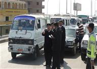 مدير أمن الجيزة: رفع 150 سيارة ودراجة نارية متروكة بالميادين والشوارع
