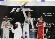 روزبرج يتوج بلقب بطولة العالم لفورمولا-1 للمرة الأولى من أبوظبي