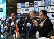 مؤتمر أبو ريدة والشركة المنظمة لمباراة مصر وغانا