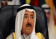أمير الكويت يبعث ببرقية تعزية للرئيس السيسي